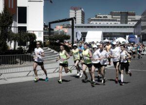 correr la maratón